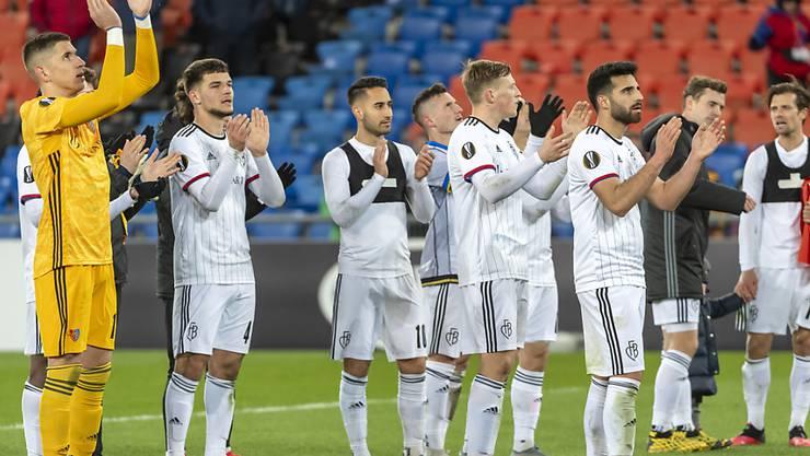 Der FC Basel wird das Achtelfinal-Rückspiel gegen Eintracht Frankfurt nicht am 19. März bestreiten können