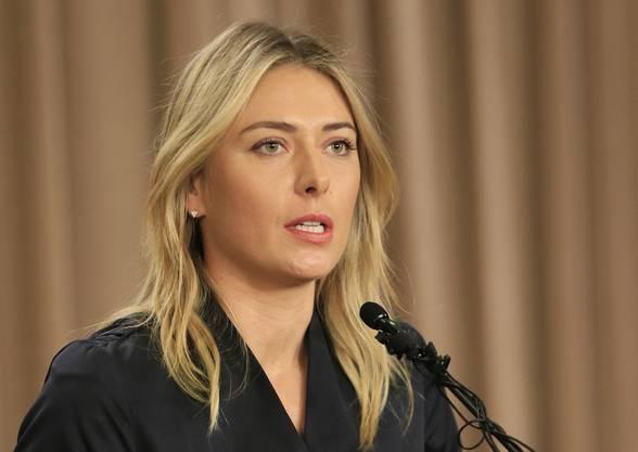 Der Tennisstar beichtet, dass sie an den Australian Open positiv getestet wurde.