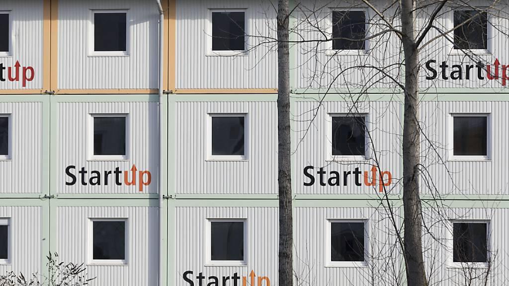 Die Startup Container von Ferrowohlen in Wohlen (AG) sind für Jungunternehmer gedacht. Während der Coronakrise werden in der Schweiz besonders viele Firmen gegründet. (Symbolbild)