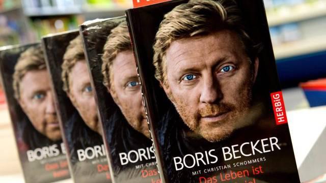 """Boris Beckers """"Das Leben ist kein Spiel"""" (Archiv)"""