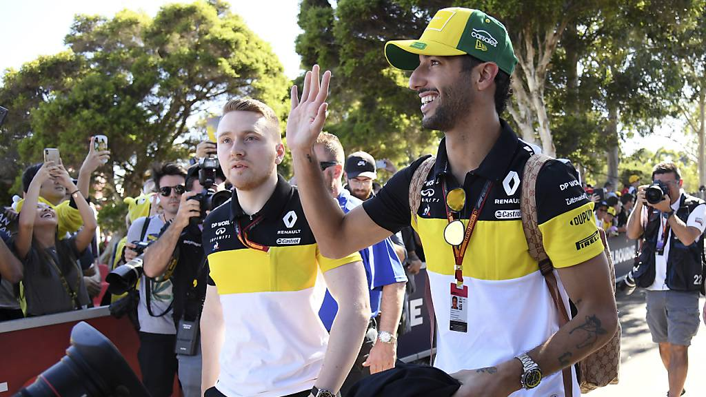 Sainz ist Vettels Nachfolger bei Ferrari