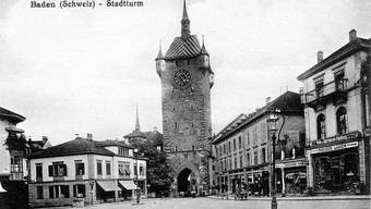 Der Badener Stadtturm: Der stille Wächter der Stadt
