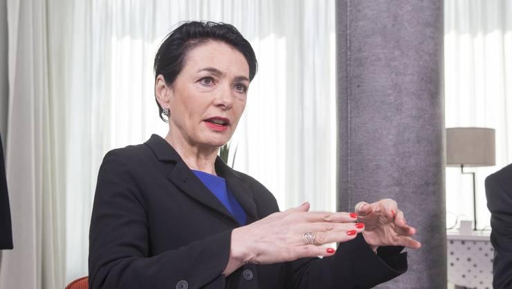 Nationalrätin Marianne Binder hat die zuvor geltende Abstandsregelung immer wieder kritisiert.