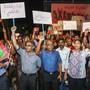 Die Malediven kommen nicht zur Ruhe: Unterstützer der Opposition gehen wegen des harten Vorgehens der Regierung gegen Kritiker auf die Strasse.
