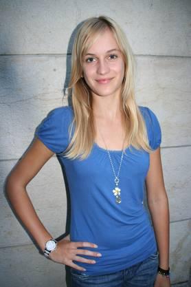 Laura Suter, 15 Jahre alt: «Mein Vorbild ist Gisele Bündchen.» (Fotos: Erik Schwickardi)