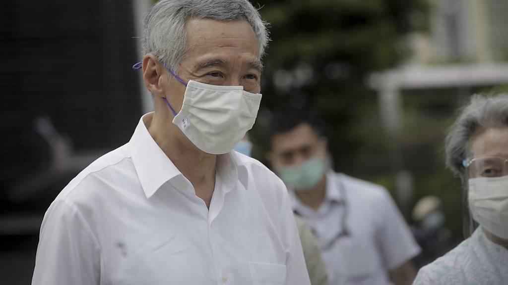 Singapurs Regierungspartei gewinnt erneut Parlamentswahlen