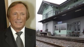 Claus Theo Gärtner wird in Leuzigen drehen