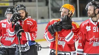 Red Ice Martigny qualifizierte sich als vorletztes Team für die Playoffs