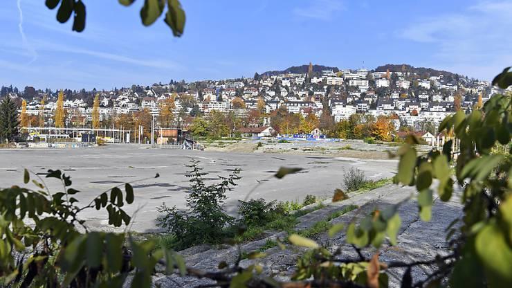 Auf dem Hardturm-Areal in Zürich soll nach dem Willen der Stimmberechtigten wieder ein Fussballstadion stehen.