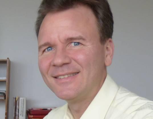 Michael Riediker, Arbeitshygieniker.