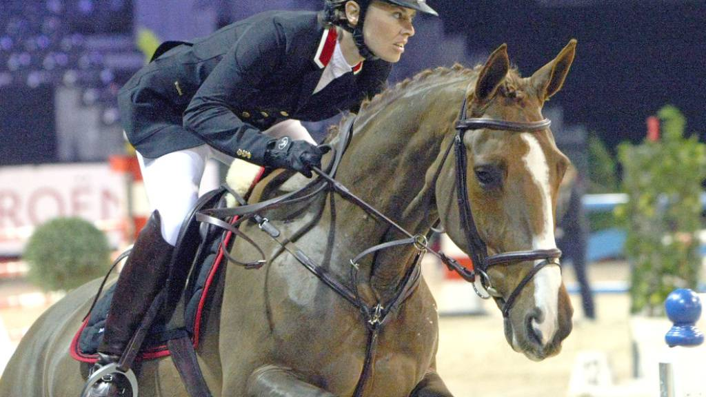 Martina Hingis verzichtet in Corona-Zeiten aufs Pferd