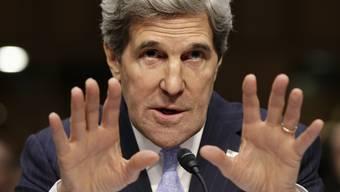 Der designierte US-Aussenminister John Kerry