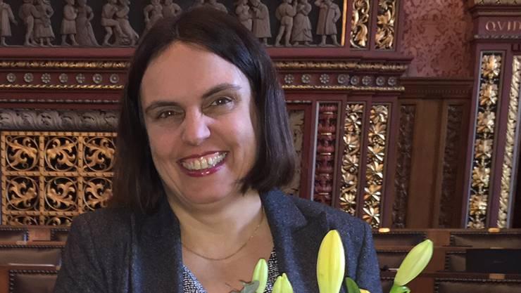 GB-Kandidatin Elisabeth Ackermann: «Ich kann sehr gut verhandeln und Kompromisse finden, ich kann aber auch Entscheide fällen und sie durchsetzen.»