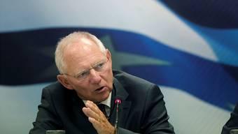 Zuchtmeister a. D.: Wolfgang Schäuble gilt als Inbegriff der Disziplin. Key