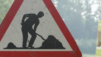 In Angriff genommen werden die Bauarbeiten bei der Schrannstrasse.