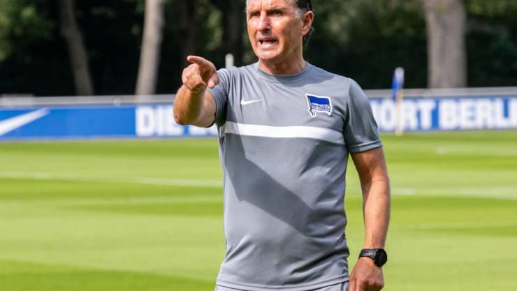Miserabler Start in die neue Saison: Hertha-Coach Bruno Labbadia