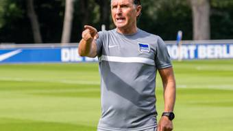 Miserabler Start in die neue Saison: Hertha-Coach Bruno Labbadia