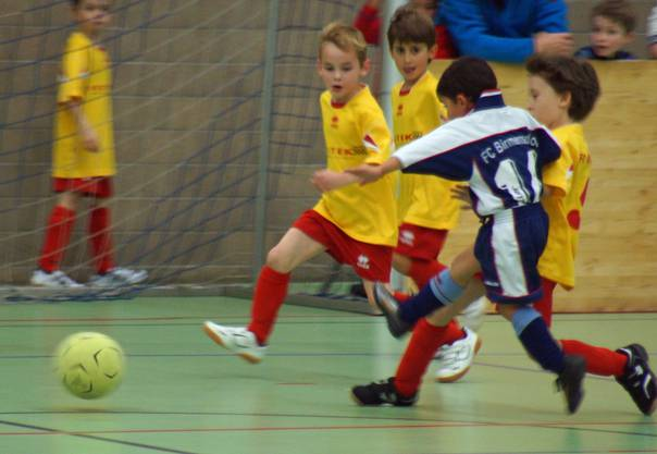 Fussballturnier Birmensdorf 17