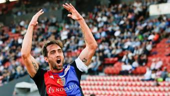 Matías Delgado ist nicht nur Strippenzieher, sondern Captain, Vorbild und selten auch mal Anpeitscher. Kein anderer Spieler ist für den FCB so zentral wie er.