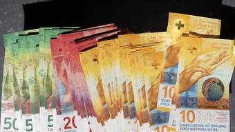 Die Schweizer Währung hat gegenüber dem Euro zuletzt klar an Wert verloren. (Symbolbild)