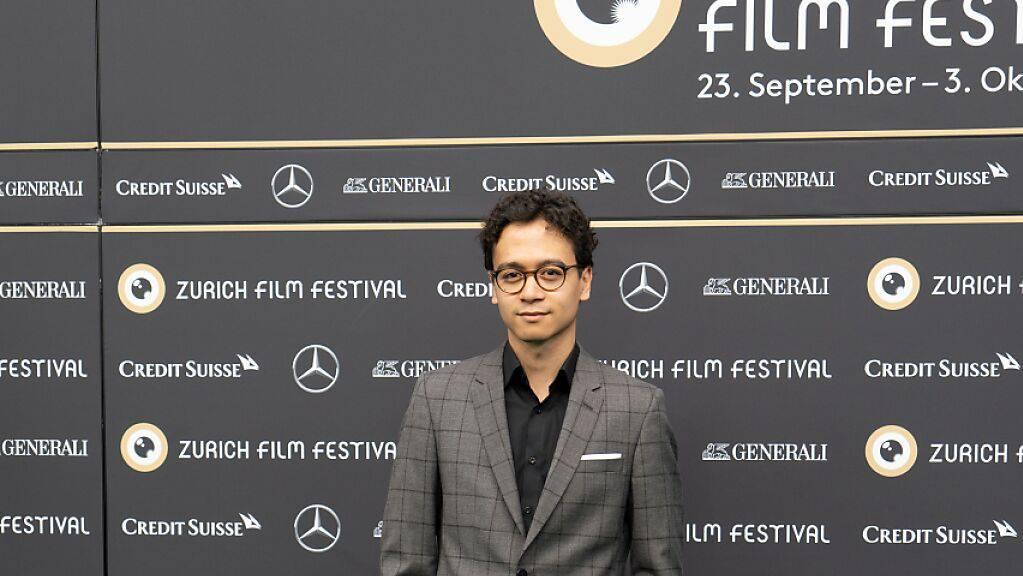 Legt am Zurich Film Festival mit seinem Film «Momentum» einen vielversprechenden Karrierestart hin: Der jurassische Filmemacher Edwin Charmillot.