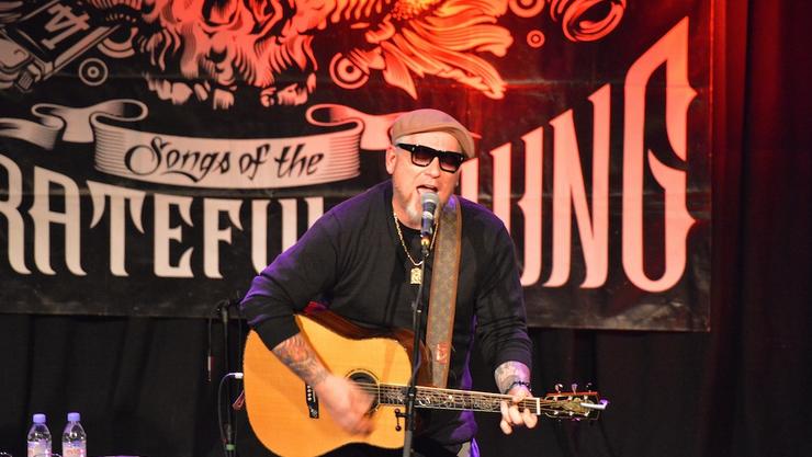 Everlast kam auf seiner «The Life Acoustic»-Tour ins Kofmehl