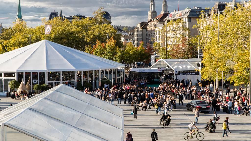 Gewinne ein VIP-Paket fürs Zurich Film Festival