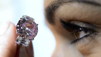 ''The Historic Pink'' gehörte einst Prinzessin Mathilde Bonaparte