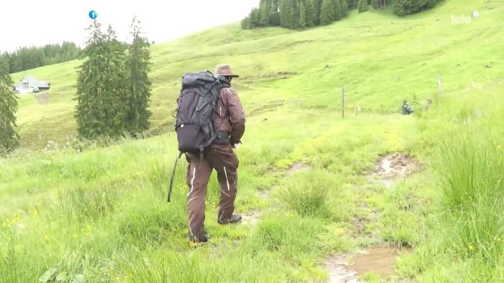 Streit um Zufahrtswege für Alpen