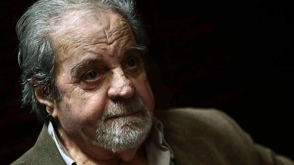 Der spanische Schriftsteller Juan Marsé ist im Alter von 87 Jahren gestorben. (Archiv)