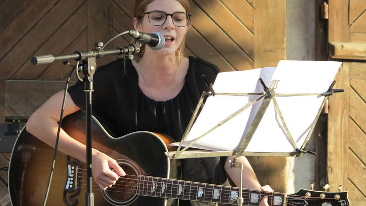 Eliza Gygax (17) aus Messen, Gymnasiastin