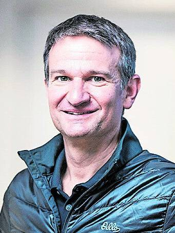 Michael Hartweg Verwaltungsratspräsident Biathlon Arena Lenzerheide AG
