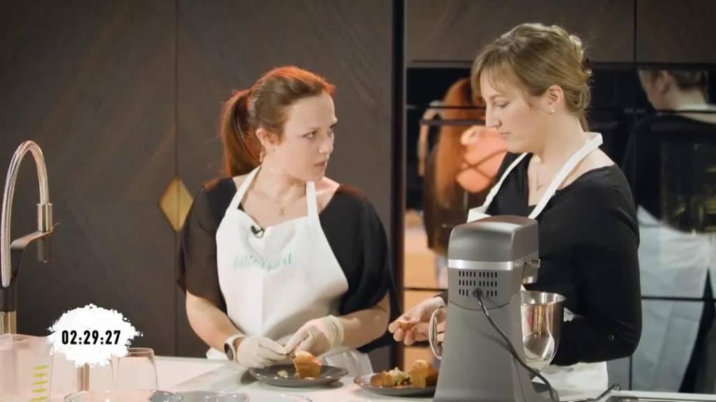 Franziska & Andrea gegen Sandra & Veronika