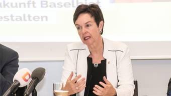 Will den Kompromiss: Monica Gschwind.