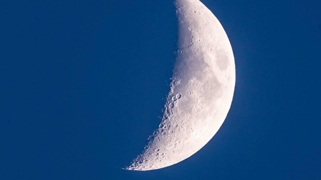 Nokia baut Mobilfunknetz auf dem Mond auf (Archiv)