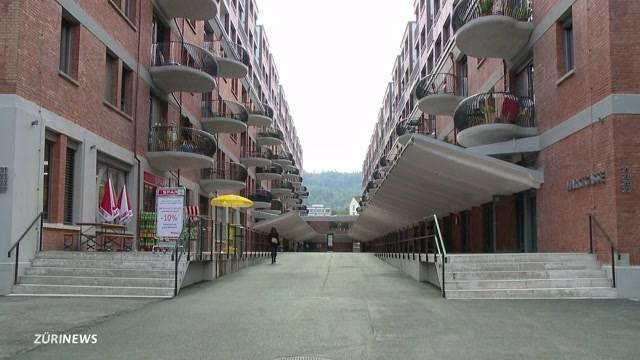 So lebt es sich in 2000-Watt-Siedlung