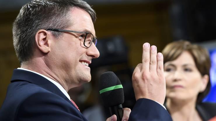 Christian Levrat wurde 2003 im Alter von 33 Jahren in den Nationalrat gewählt – nun steht er vor seinem Rücktritt als Parteipräsident.