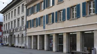 Die Liegenschaften an der Kirchgasse 8 und 10 werden durch den Umzug der Museen frei.