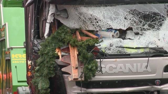 Sind Lastwagenfahrer noch sicher?