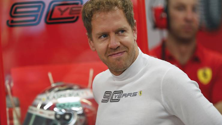 Sebastian Vettel hat als einziger Deutscher ein Formel-1-Cockpit auf sicher