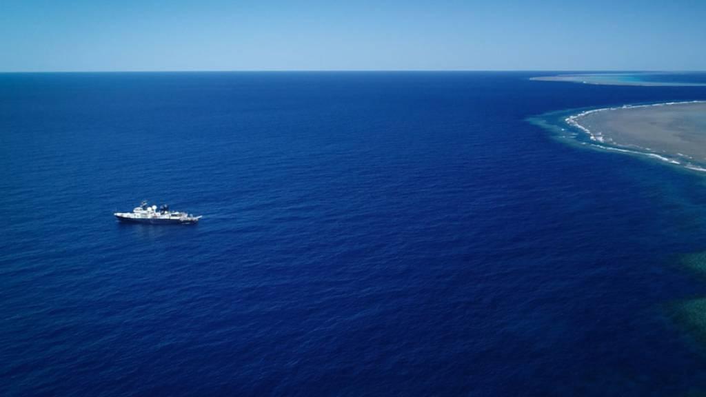 500 Meter hohes Korallenriff im Great Barrier Reef entdeckt
