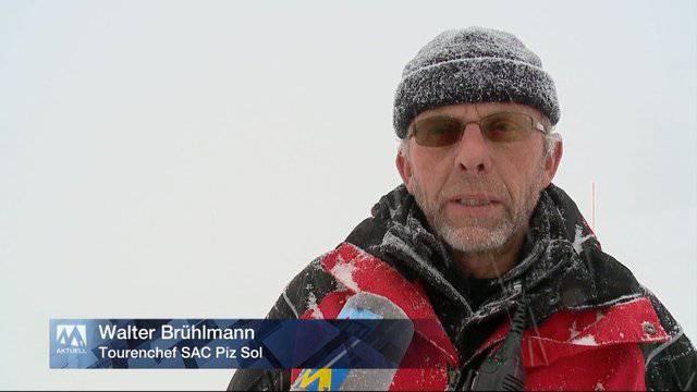 SAC-Tourenchef Walter Brühlmann wäre nicht in den Berg gefahren.