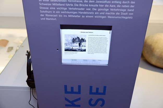 Römerzeit und Mittelalter stehen im Zentrum der neuen Dauerausstellung im Pächterhaus