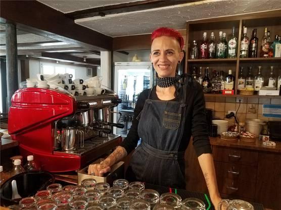 Fahrwangen, 27. Mai: Seit Anfang 2019 ist die Metzgerhalle unter dem Namen «Butchers Kitchen» wieder offen. Bald soll eine Raucherlounge mit Bar und Tischen in der angrenzenden Metzgerei das Restaurant ergänzen.