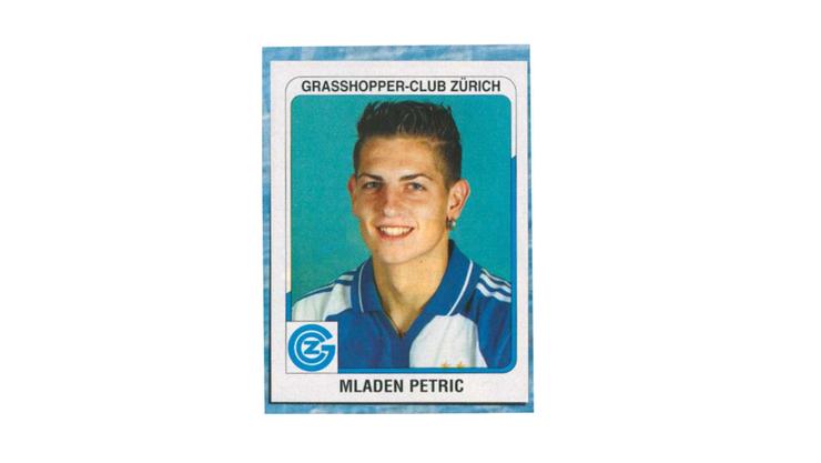 Wurde bei den Zürcher Grasshoppers gross: Mladen Petric.