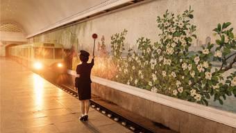 Rupperswiler fotografierte in Nordkorea