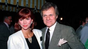 """War einem Millionen-TV-Publikum als Cliff Barnes bekannt: """"Dallas""""-Star Ken Kercheval starb im Alter von 83 Jahren. (Archivbild)"""