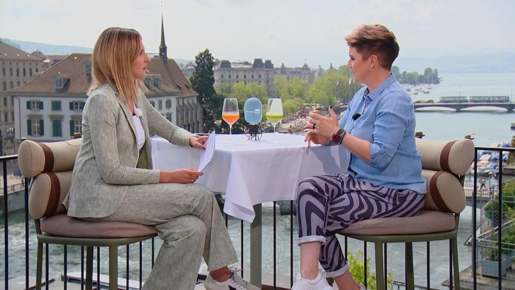 Steffi Buchli, «Blick»-Sportchefin