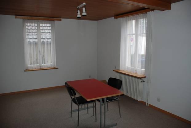 Eine Führung durch die Wohnung: Das Wohnzimmer