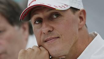 Michael Schumacher: Ein Mineralwasser-Hersteller erneuert den Sponsoring-Vertrag nicht.